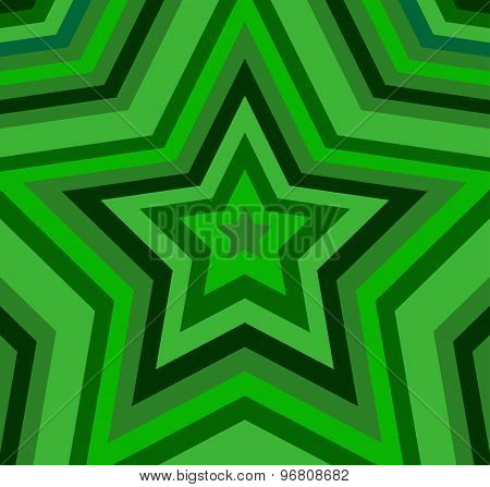 Abstract Multicolor Hypnotic Background. Vector Illustration