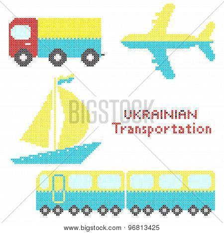 Ukrainian transportation