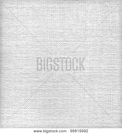 Blank white paper sheet