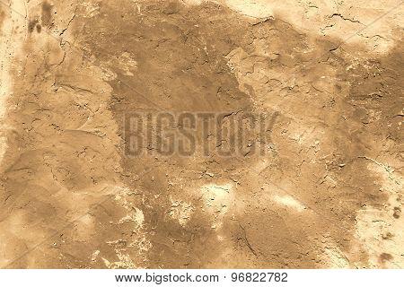 Background. Spots In Brown Tones