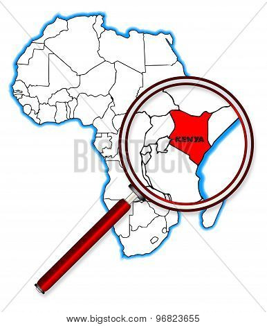 Kenya Under A Magnifying Glass