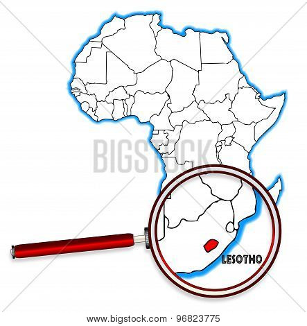 Lesotho Under A Magnifying Glass