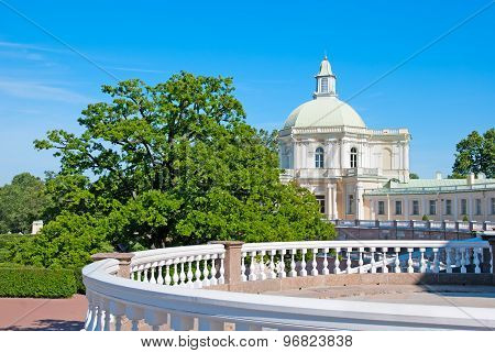 Oranienbaum (Lomonosov). Saint-Petersburg. The Grand Menshikov Palace. The Japanese Pavilion