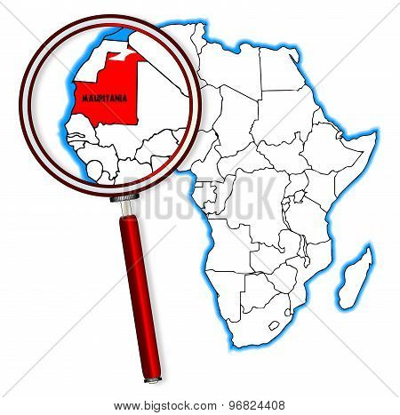 Mauritania Under A Magnifying Glass