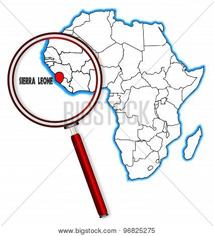 Sierra Leone Under A Magnifying Glass