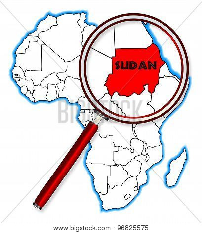 Sudan Under A Magnifying Glass