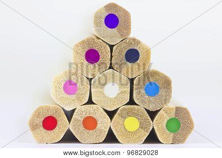 Color pyramid