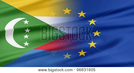 European Union and Comoros.