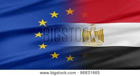European Union and Egypt.