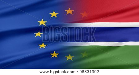 European Union and Gambia.