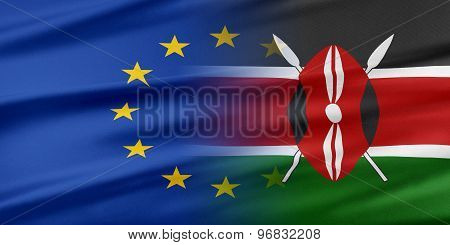 European Union and Kenya.