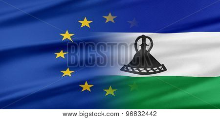 European Union and Lesotho.
