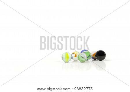 Marbles balls