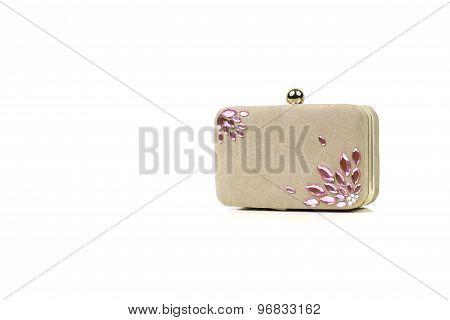 Trinket design on a handbag