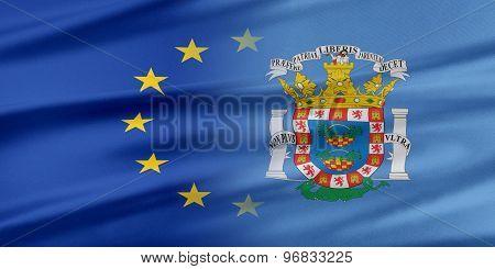 European Union and Melilla.
