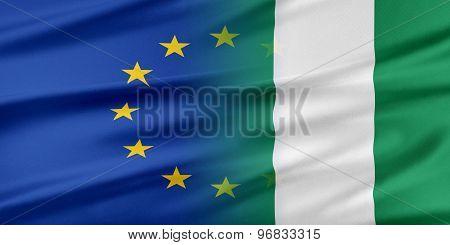 European Union and Nigeria.