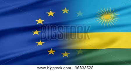 European Union and Rwanda.