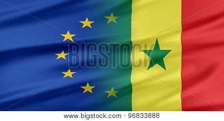 European Union and Senegal.