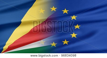 European Union and Seychelles.