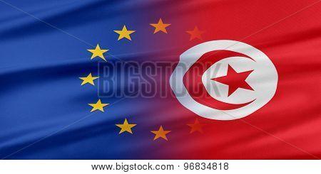 European Union and Tunisia.