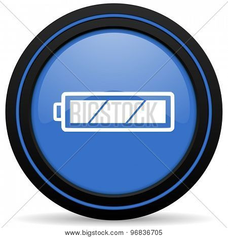 battery icon charging symbol power sign