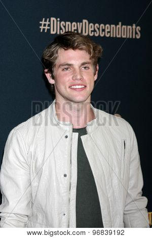 LOS ANGELES - JUL 24:  Jedidiah Goodacre at the
