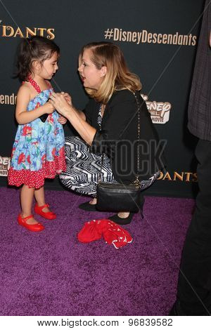 LOS ANGELES - JUL 24:  Jennifer Aspen at the