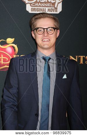 LOS ANGELES - JUL 24:  Lucas Grabeel at the