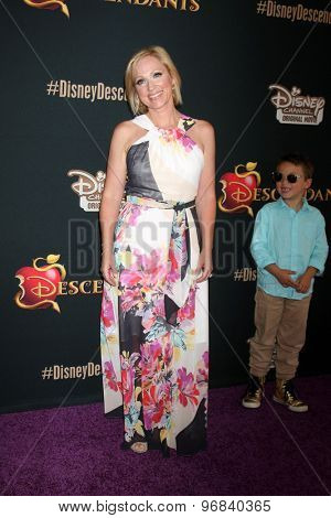 LOS ANGELES - JUL 24:  Leigh-Allyn Baker at the