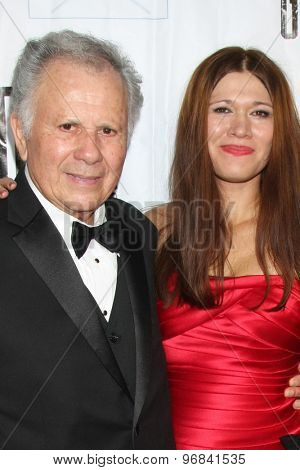 LOS ANGELES - JUL 23:  Carolin Von Petzholdt, parents at the