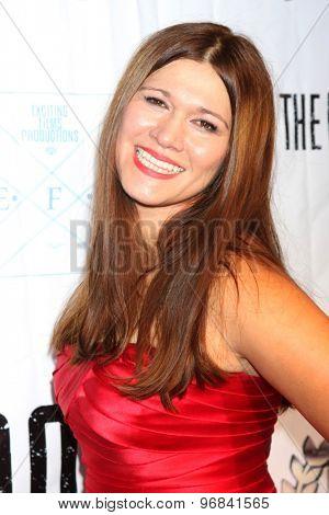 LOS ANGELES - JUL 23:  Carolin Von Petzholdt at the