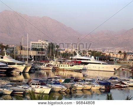 Eilat Marina 2005