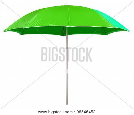 Beach Umbrella - Green
