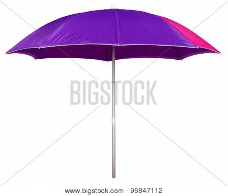 Beach Umbrella - Violet