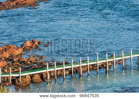The Jetty At The Bay
