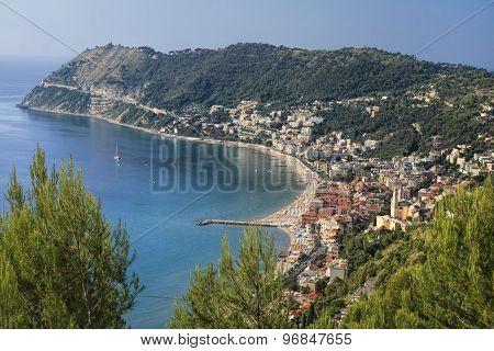 Laigueglia, Ligurian Riviera