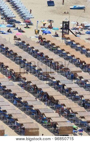 Beach Hut Pattern