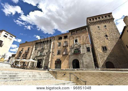 Segovia Plaza De San Martin