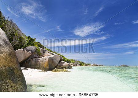 Anse Pierrot, La Digue, Seychelles