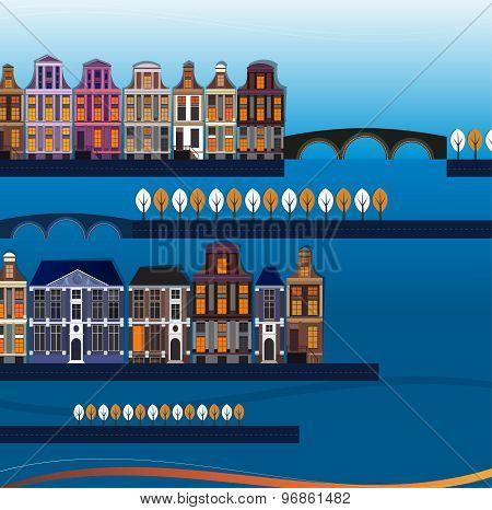 02 Holland City Background