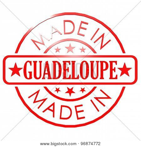 Made In Guadeloupe Red Seal