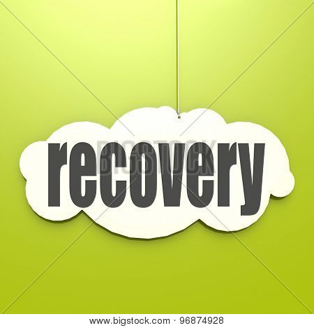 White Cloud With Recovery