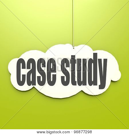 White Cloud With Case Study