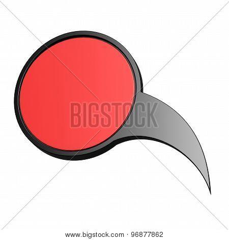 Black Red Pointer