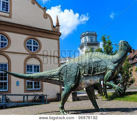 Museum of Natural History in Kassel, Germany
