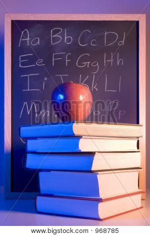 Chalkboardbooksapple
