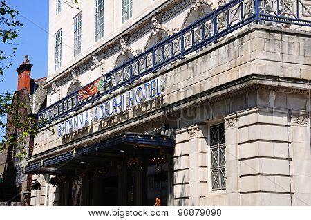 Britannia Adelphi Hotel, Liverpool.