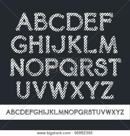 Texture Serif Font