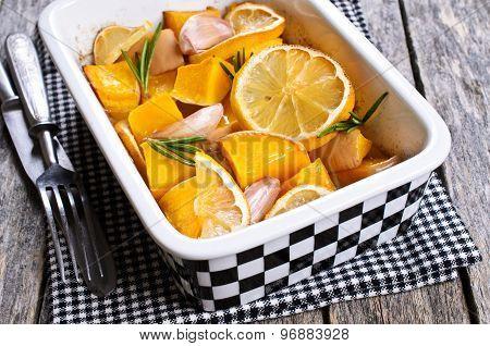 Pumpkin Baked