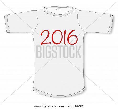2016 T Shirt